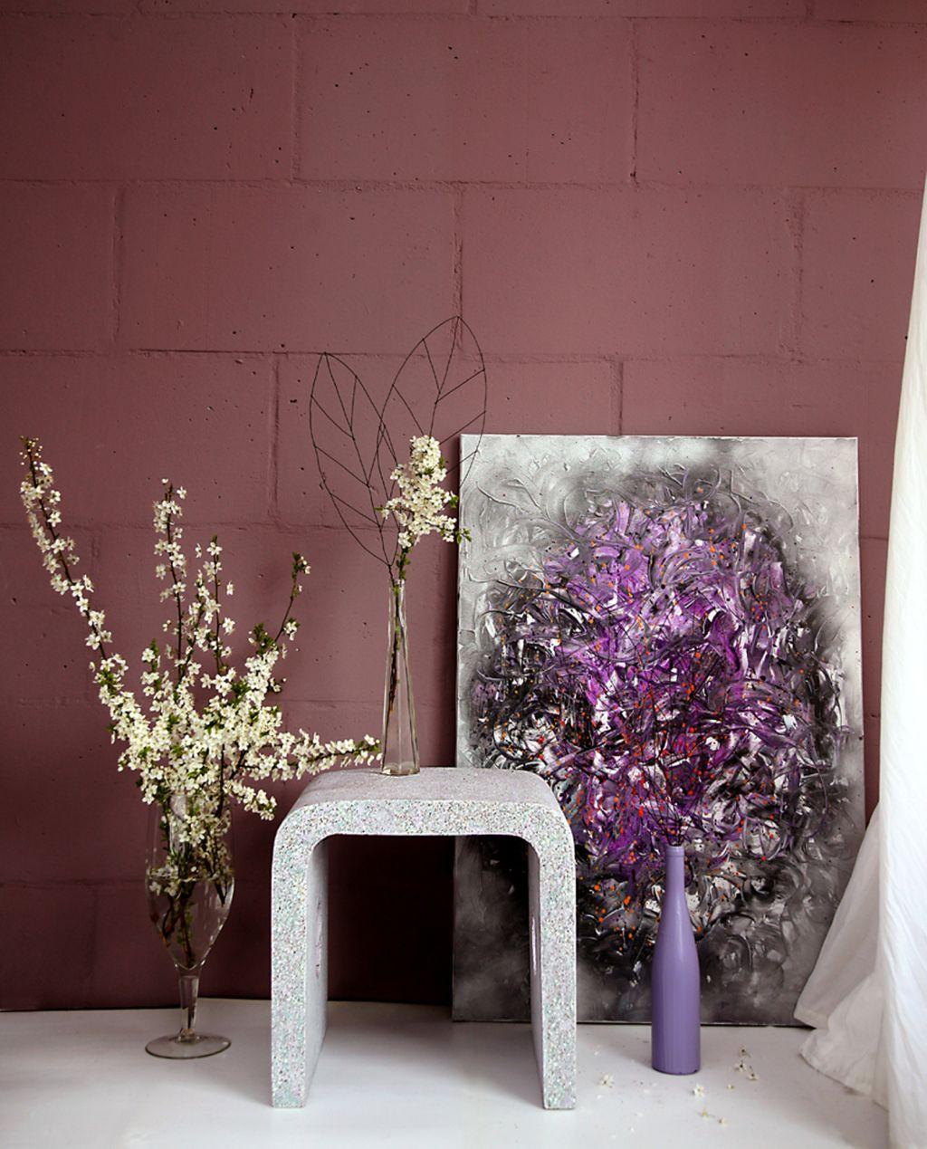 Mic mobilier Lila creat de Valdecor