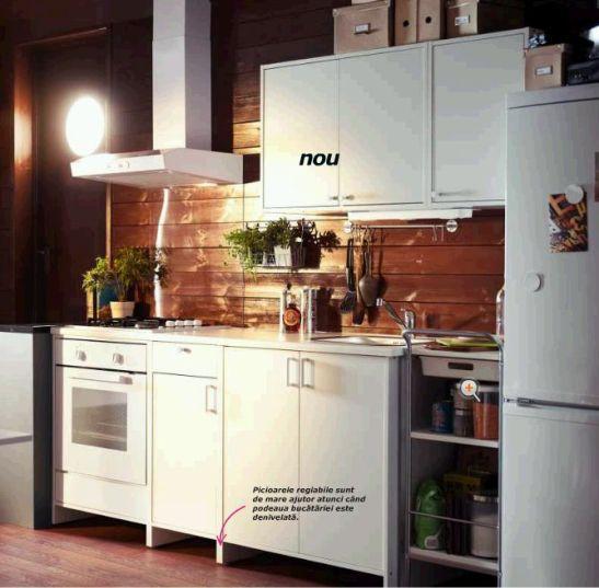 Bucatarie FYNDIG 903 lei de la IKEA