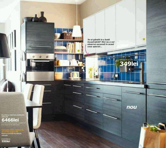 Bucatarie FAKTUM GNOSJO APPLAD pret 6466 lei de la IKEA