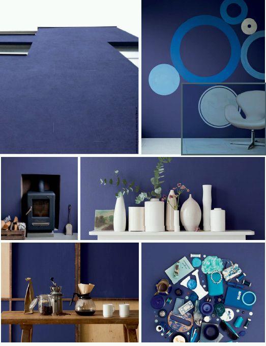 Culoarea anului 2013 conform Colour Futures editat de Akzo Nobel