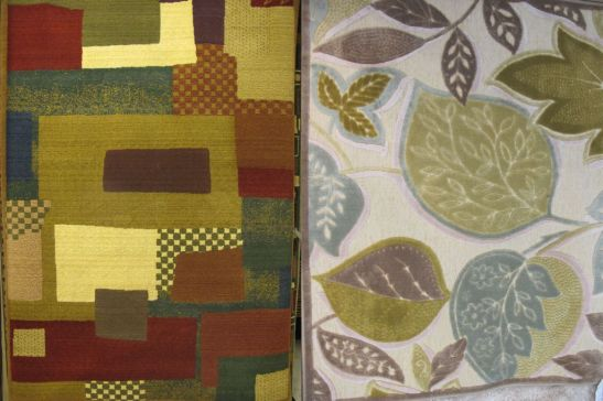 Detalii cu covoare moderne in magazinul Flying Carpets