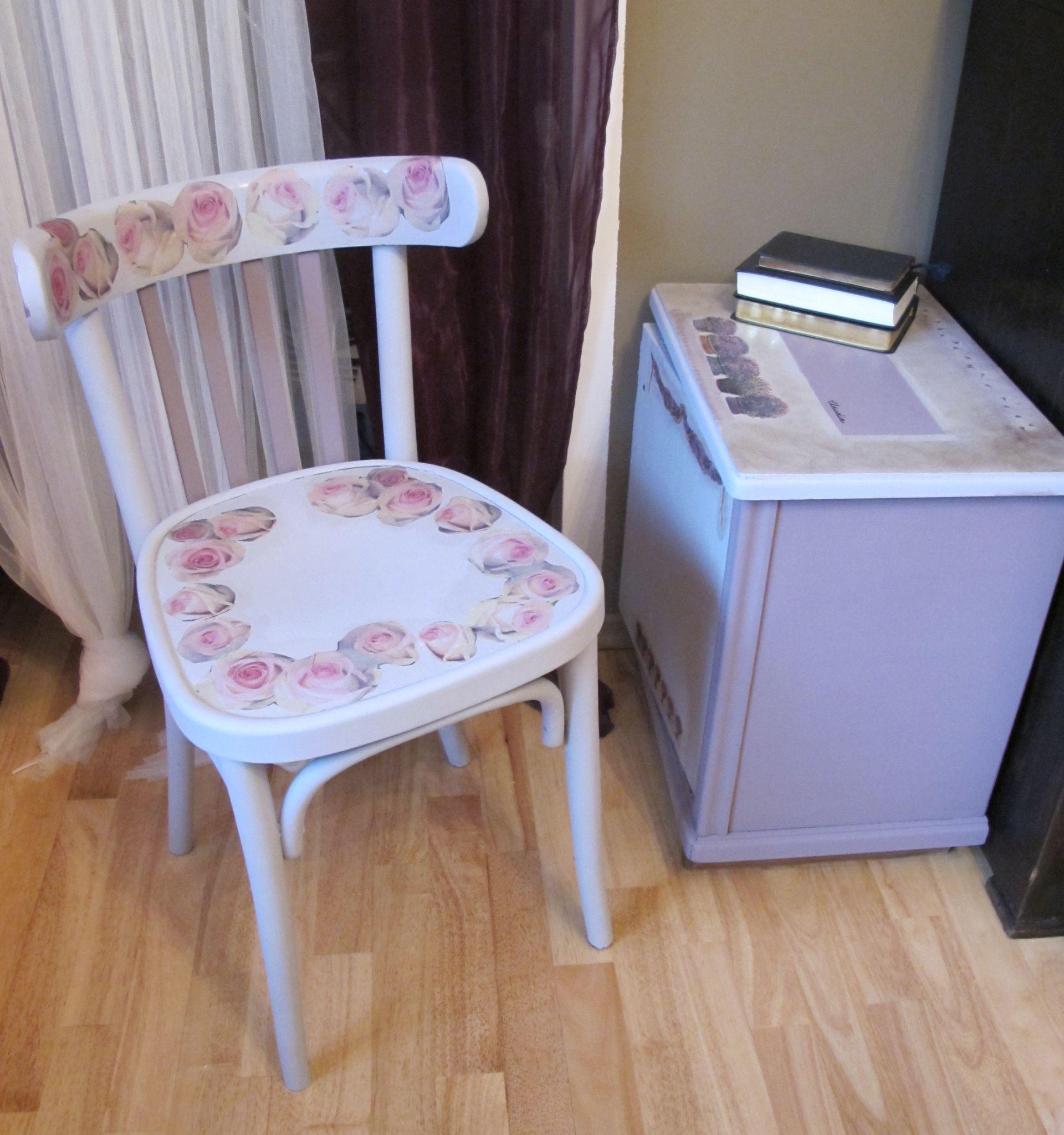 Mic mobilier personalizat de Claudia Trandafirescu