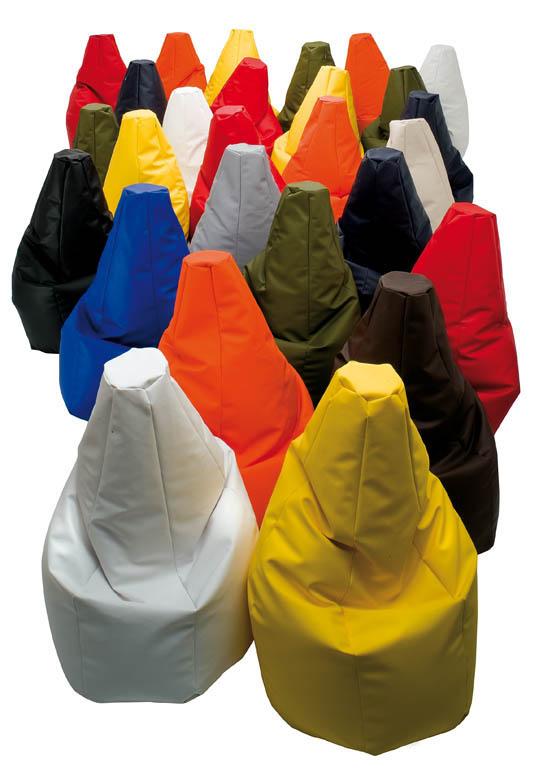 Sacco in diferite culori