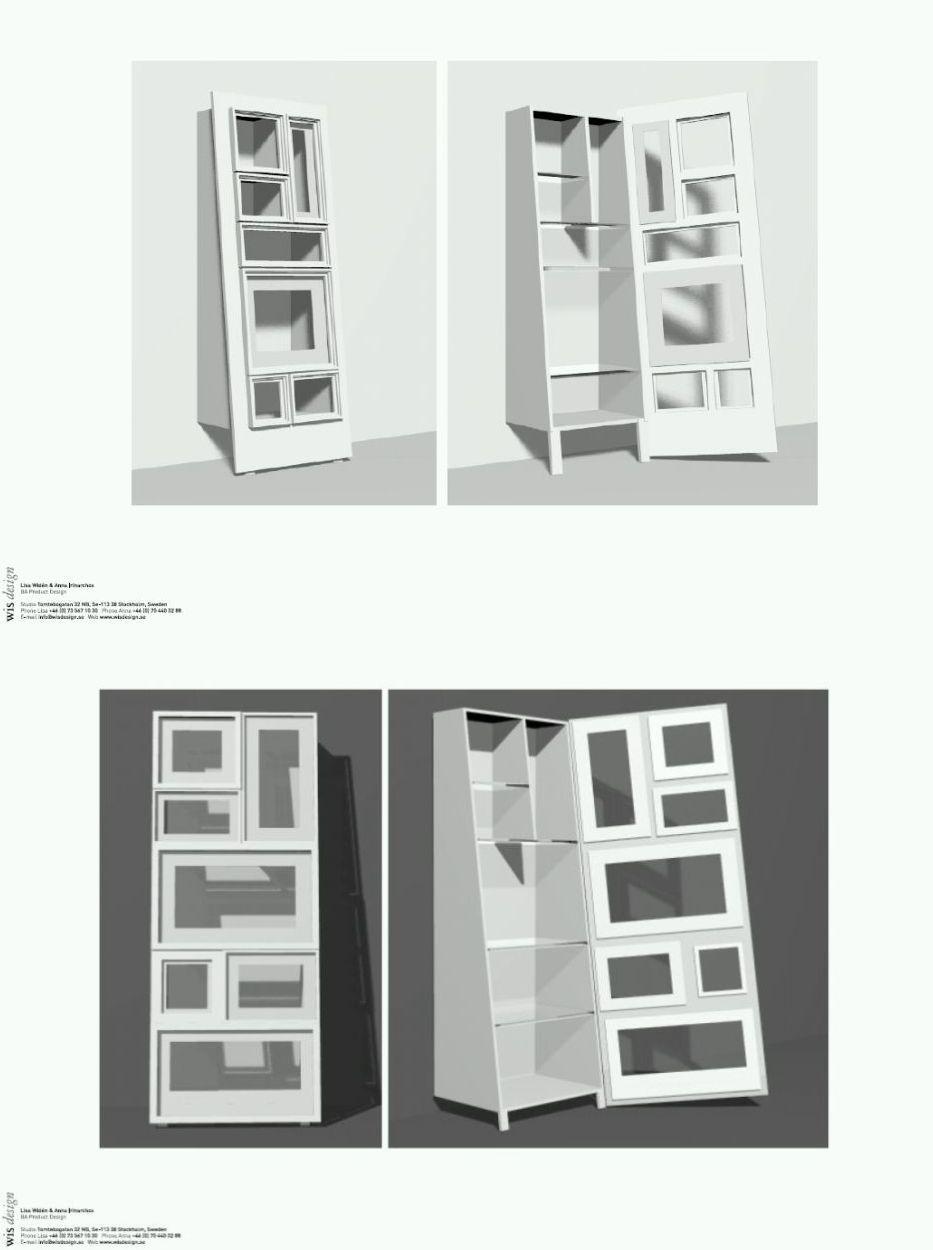 Wis Design moodboard 2 si 3 pentru IKEA 2013