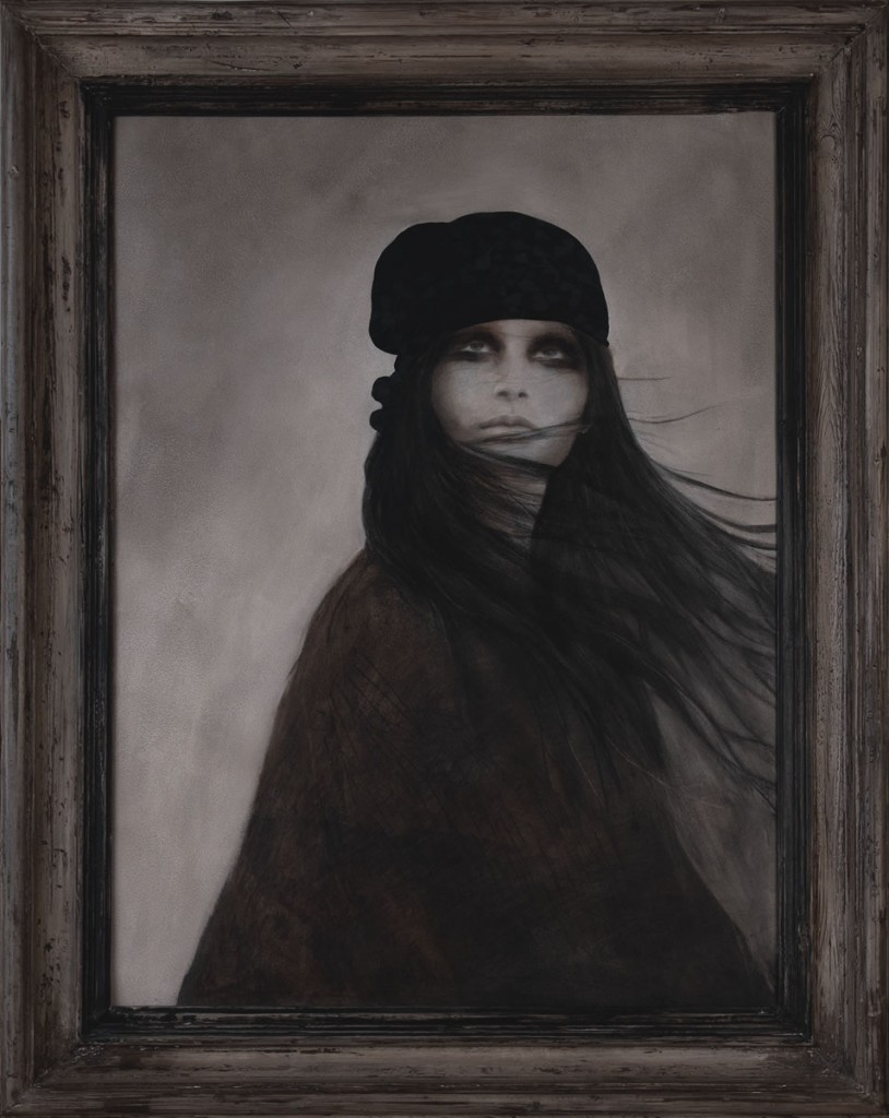 A dios le pido, pictura 77 x 97 cm, artist Barbara Hangan
