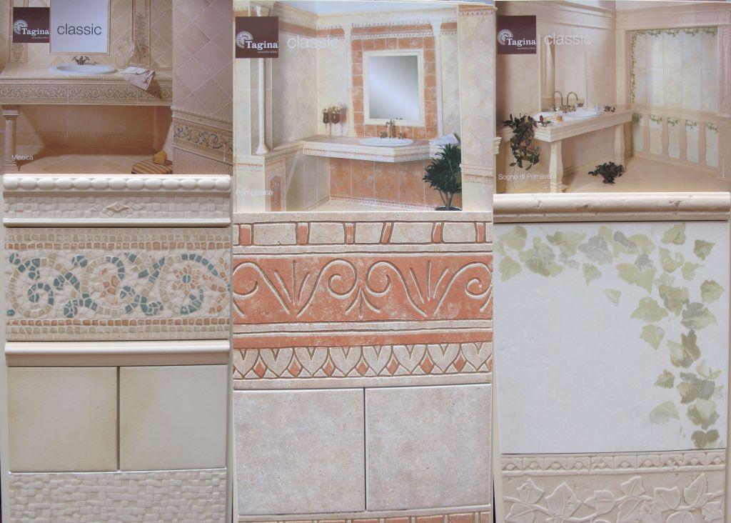 Colectie de placi ceramice pentru ambiente clasice de la Dream Home Design
