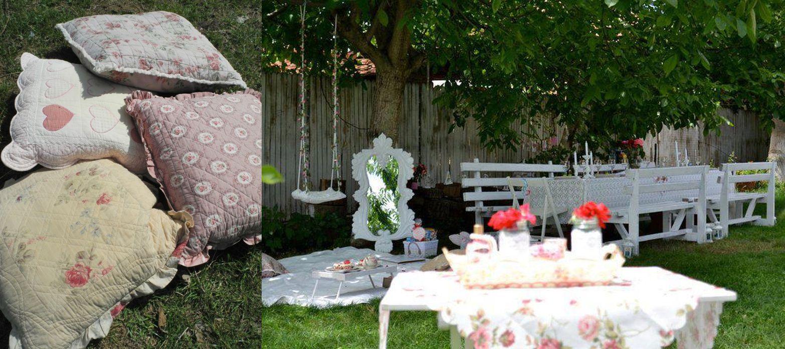Decor de la nunta Alinei si a lui Ghica cu obiecte de la Somenting Borrowed lovely rentals
