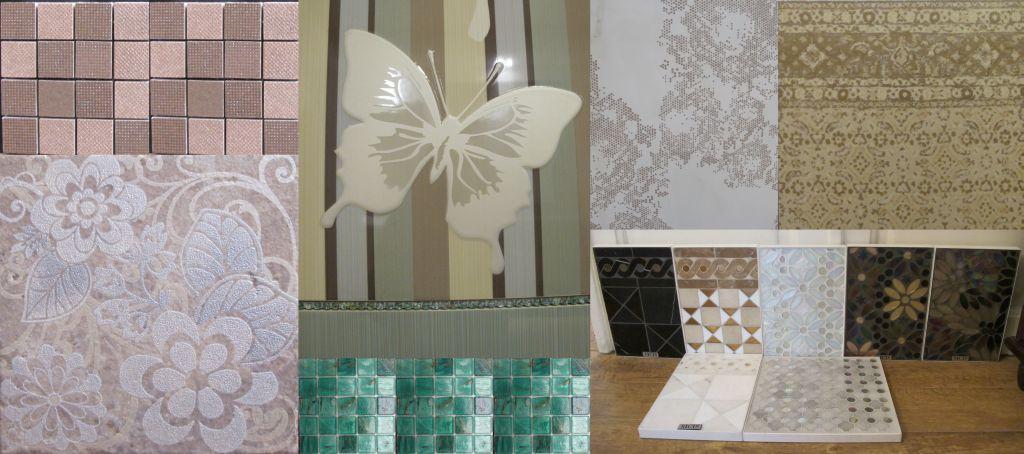 Detalii placi ceramice si mozaic de arta de la Dream Home Design