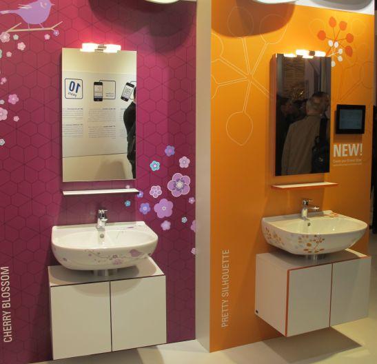 Lavoare Villeroy & Boch care se potrivesc si pentru camere de baie pentru copii
