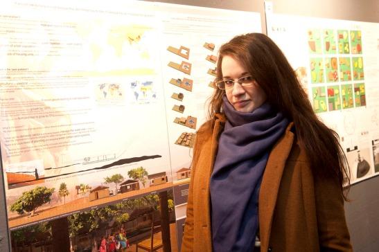 Alexandra Gabriela Epure studenta UAUIM mentiune la concursul Unknown 2013