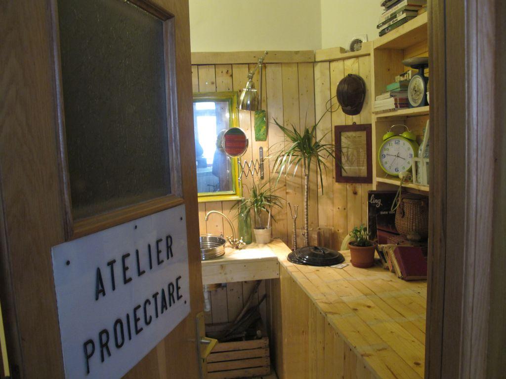 Baia de la cafeneaua Acuarela