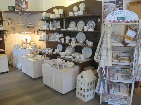 Ceramica Wald vesela si boiecte pentru bucatarie la Pierrot decoratiuni