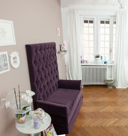 Culori placute la the lovely room