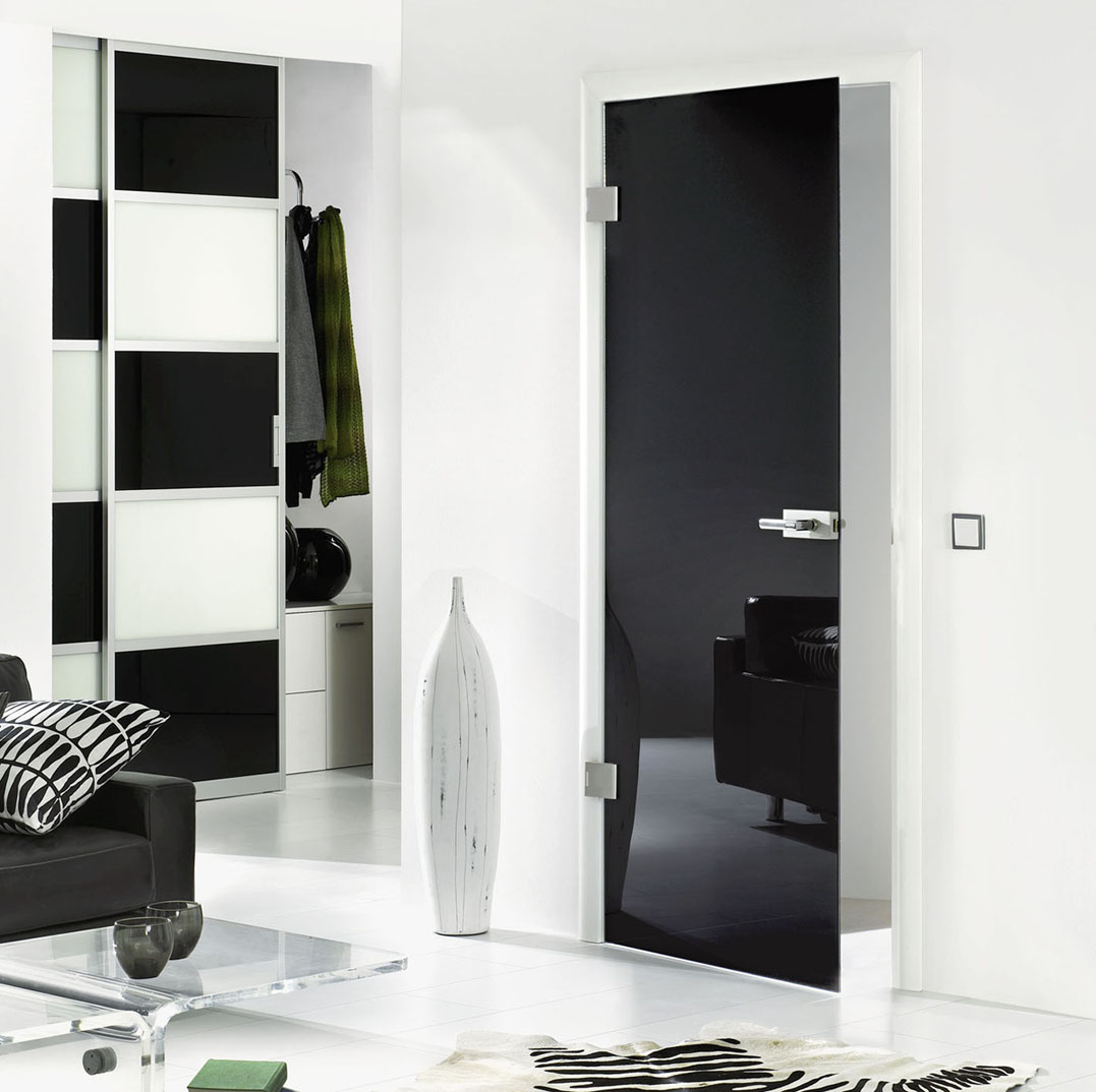 licht & harmonie model Black prin Exclusive Doors