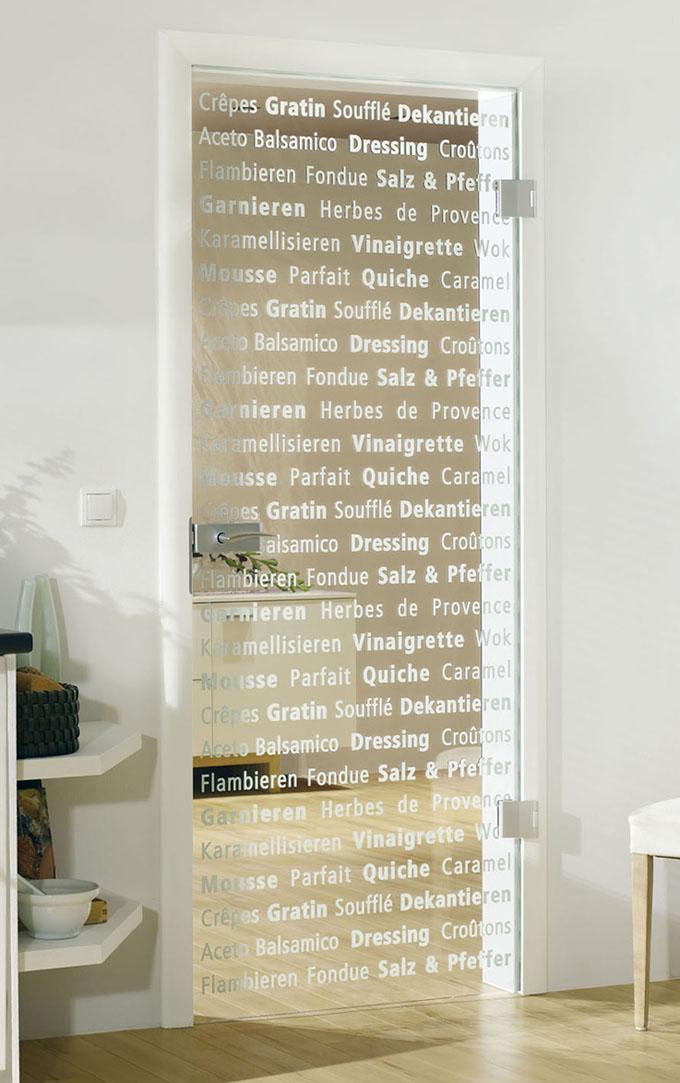 licht & harmonie model Culinaria prin Exclusive Doors
