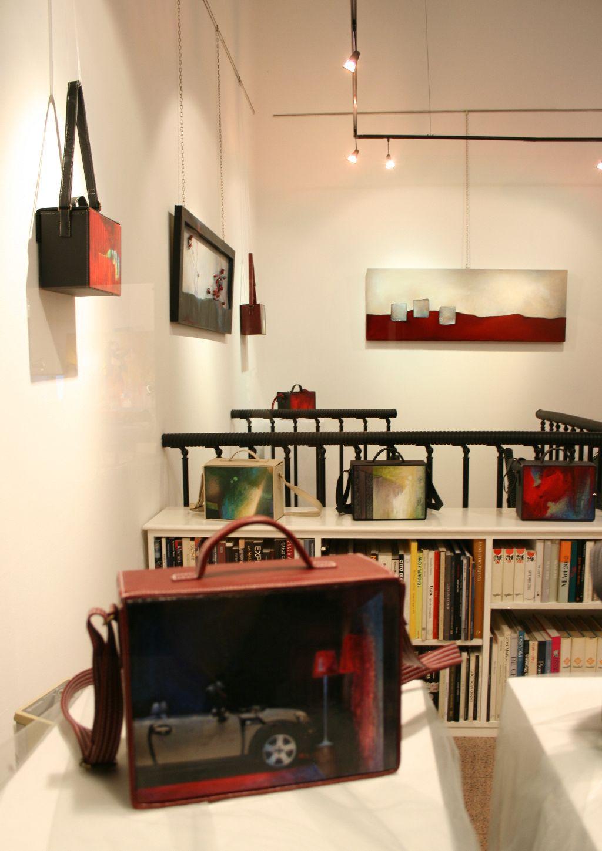 Picturi de Elena Vijoli expuse la Milano