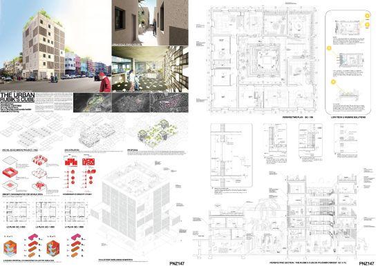 Proiectul lui Victor Vieaux (Belgia) castigator al marelui premiu al concursului Unknown 2013