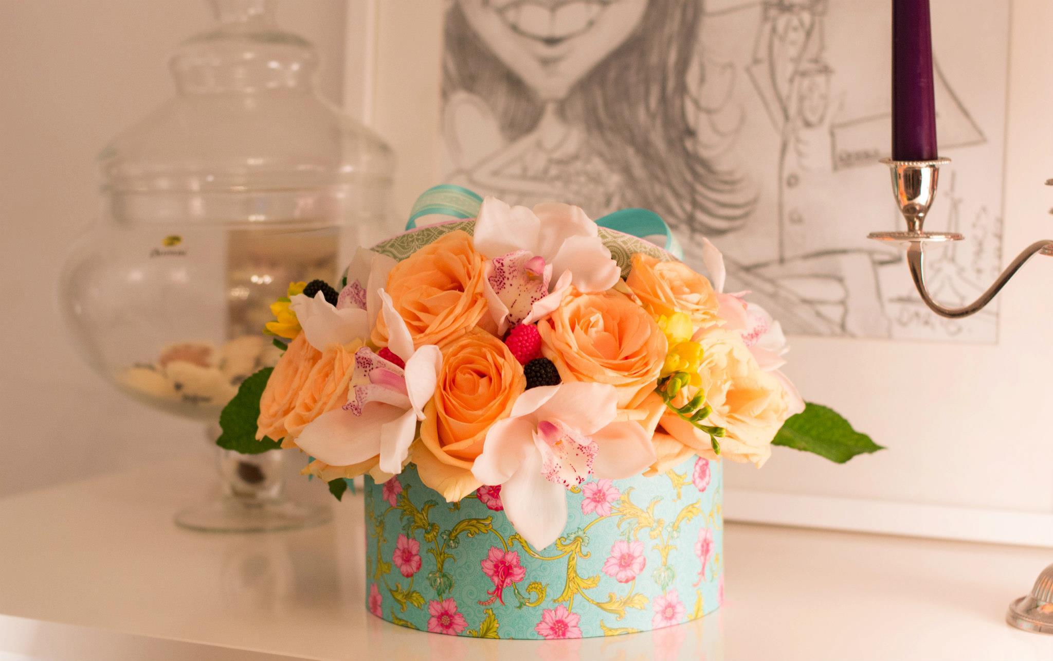 Propunere de aranjament floral de la Mood Giuvaere florale