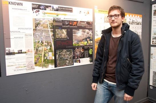 Răzvan Paul Tivu student UAUIM mentiune la concursul Unknown 2013