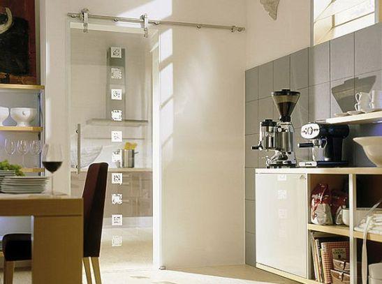 Sistem Manet, model Feria usa sticla de la Exclusive Doors