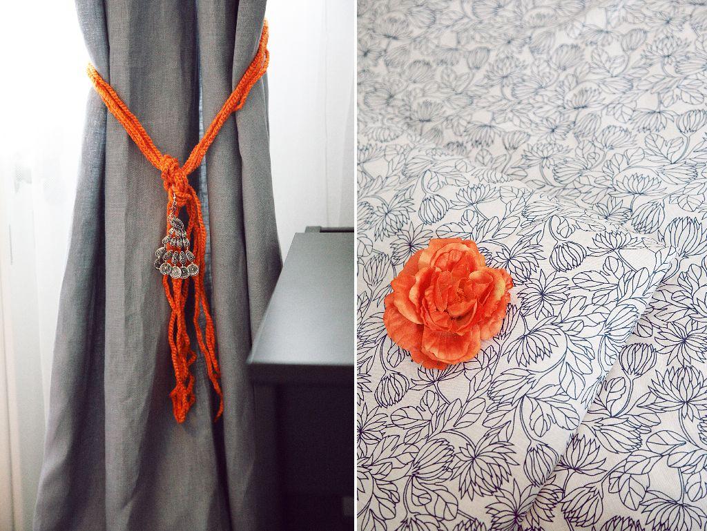 Textilele si accesoriile ca tuse de feminitate. Proiect Valdecor