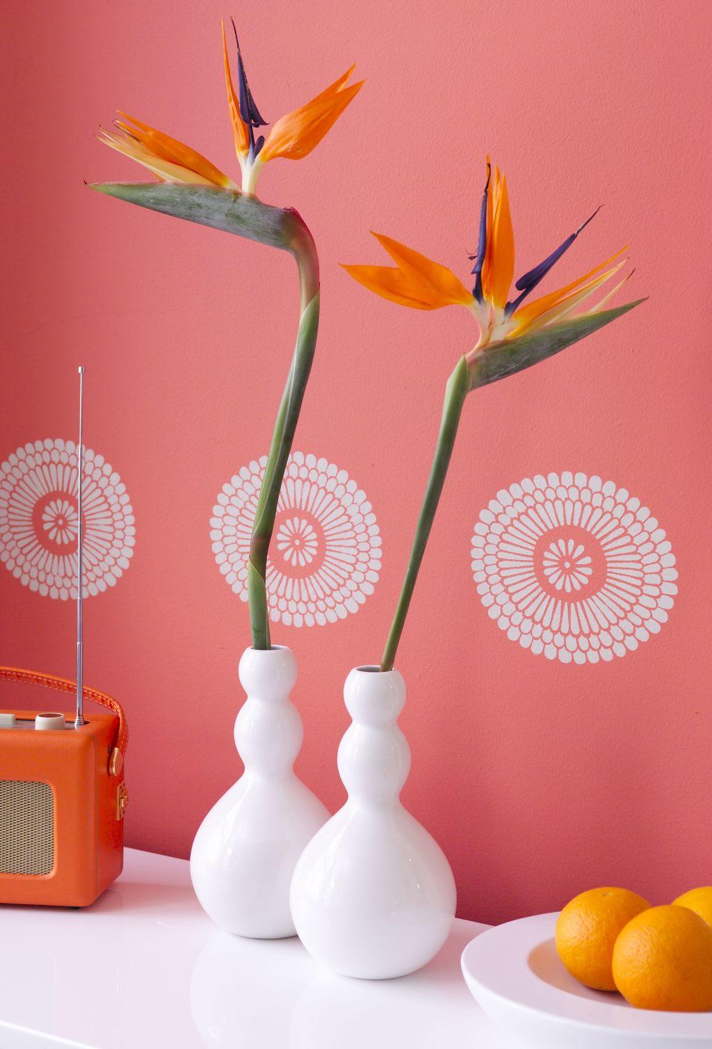 adelaparvu.com despre decorarea cu sabloane 1