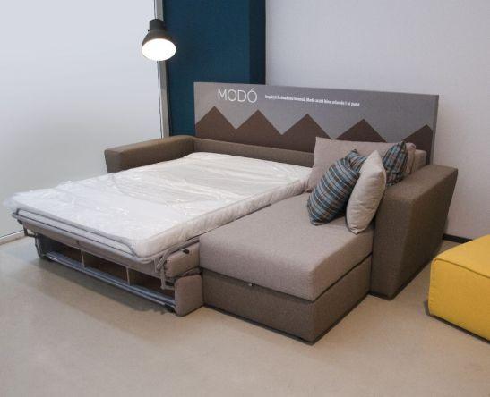 Canapea Joy extinsa de la Bed & Sofa