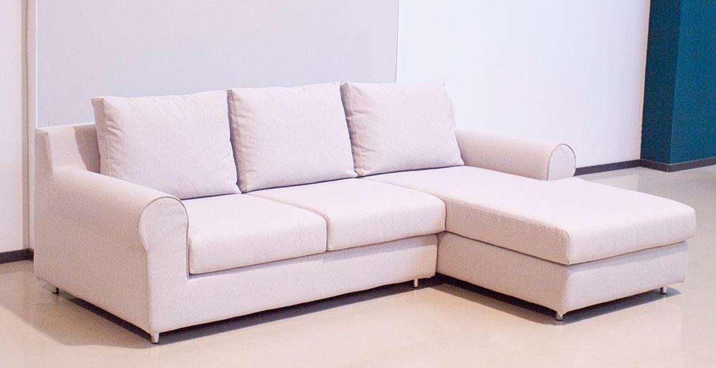 Canapea Lille extensibila cu saltea de 120x178x12cm, 3634 lei, de la Bed & Sofa