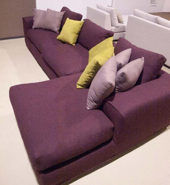 Canapea Norma extensibila, cu saltea de 120x178x7cm, 4961 lei, de la Bed & Sofa