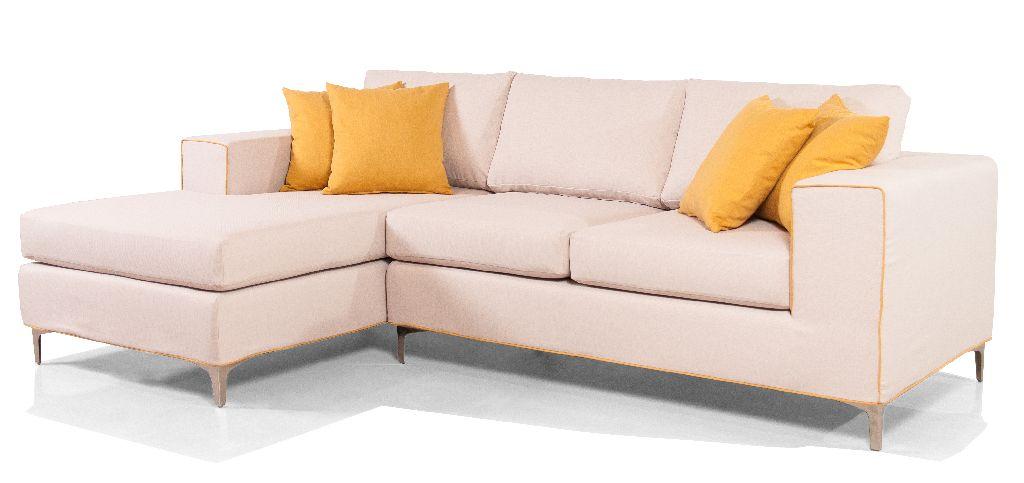 Canapea Norma fixa, dimensiuni  257x92-160cm,  4576 lei, de la Bed & Sofa