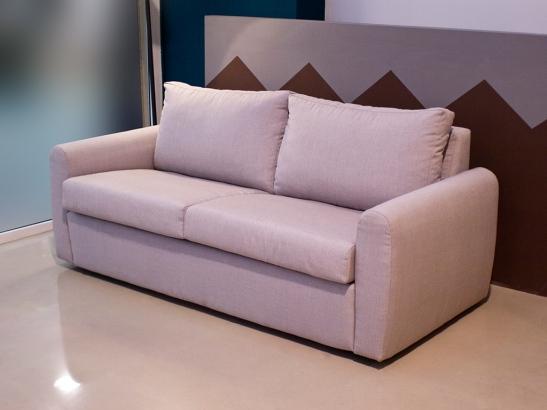 Canapea Thea, dimensiuni 196x92cm, canapea 2 locuri,  3034 lei si 3928 lei varianta extensibila cu saltea de 140x178x12 cm, de la Bed & Sofa