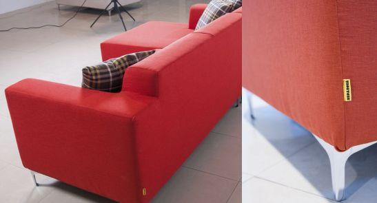 Detalii canapea Arap de la Bed & Sofa