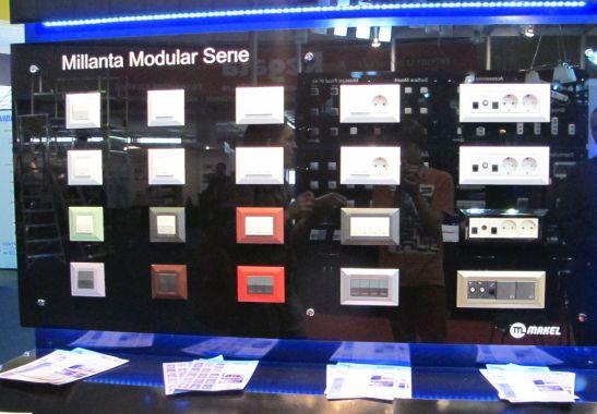 Intrerupatoare modulare de la Deco concept lighting