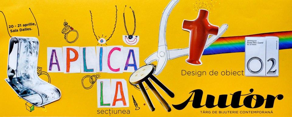 Invitatie pentru designerii de obiect