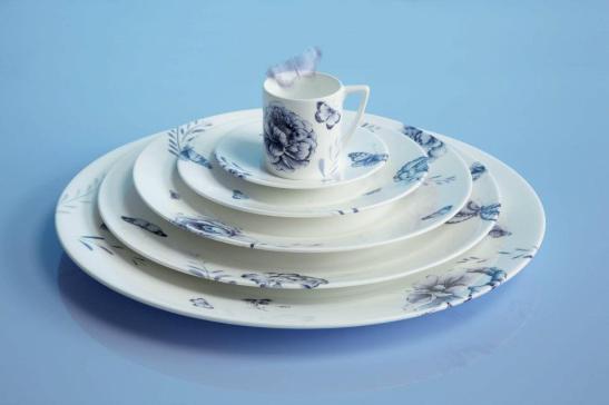 Jasper Conran Colectia Blue Butterfly