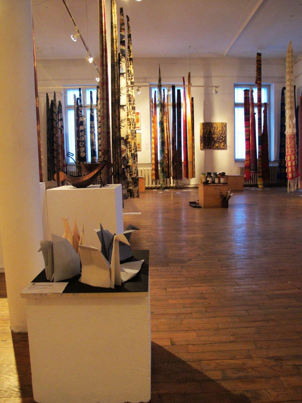 Expozitia Laboratoarele UNArte, la UNAgaleria, strada Gen. Constantin Budisteanu 10, intrarea libera 10-18 aprilie 2013