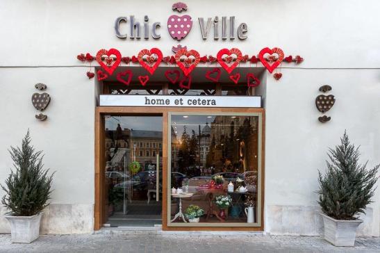 Magazinul Chic Ville din Cluj Napoca (9)