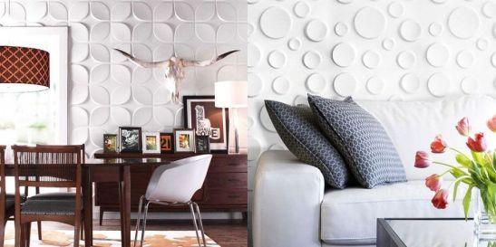 Panouri decorative 3D de la Elegance Decor