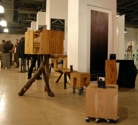 Piese create de Silva Artis, Autor 4 noiembrie 2012, foto Aliona Danielescu