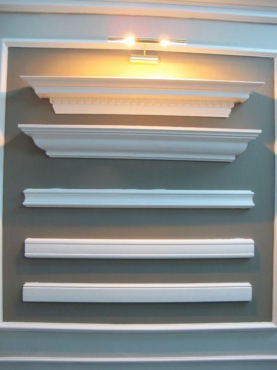 Profile decorative care pot fi folosite si ca fante luminoase de la NMC