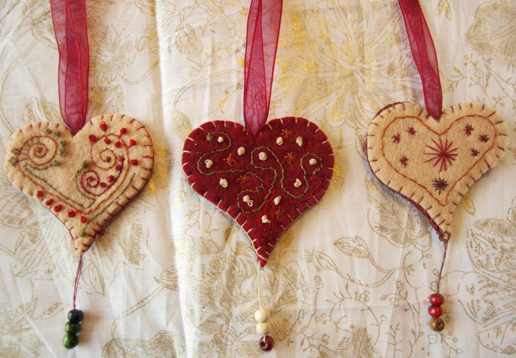 Set trei inimioare de la O.COMOara