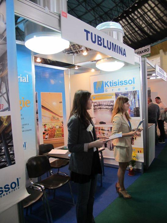 Sisteme Solatube aduse la noi de catre Tublumina