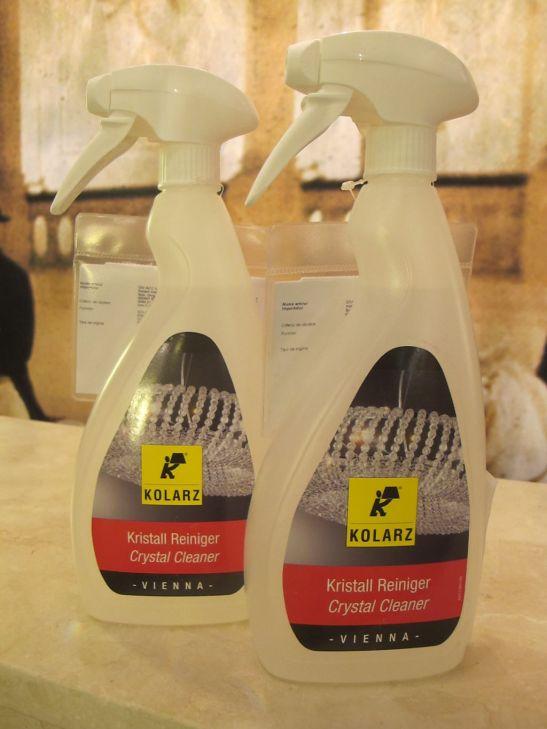 Solutie pentru curatatul cristalelor pret 64,99 lei de la kika