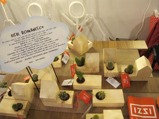 Obiecte decorative Visul Romanesc, designer Constantin Alupoaei, IZZI Design, Autor 4 noiembrie 2012