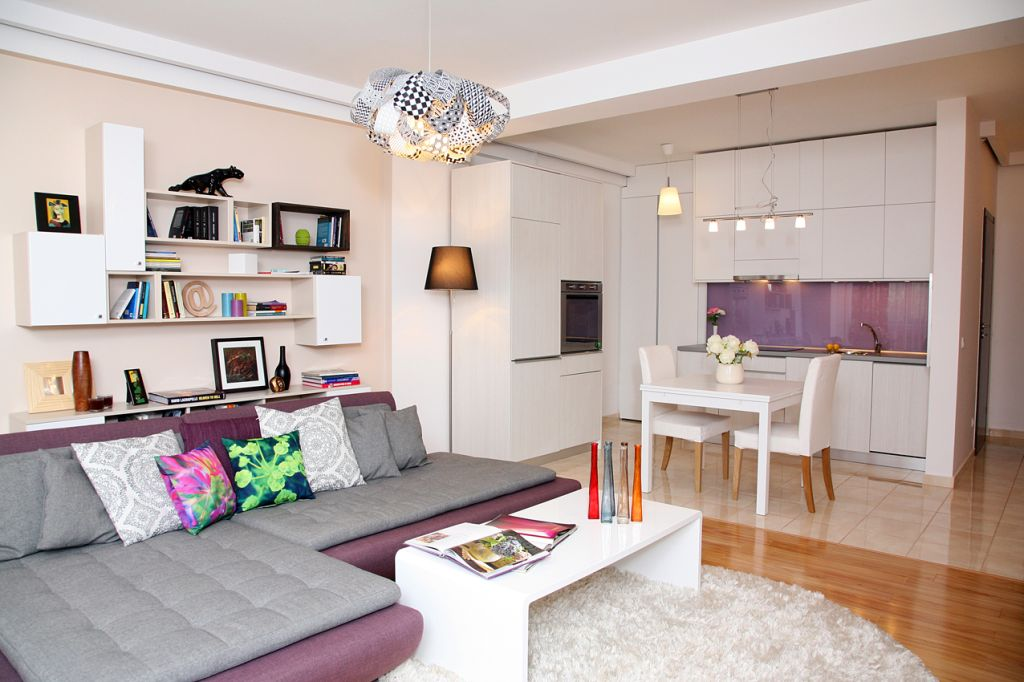 adelaparvu.com despre apartament decorat de Valdecor 11