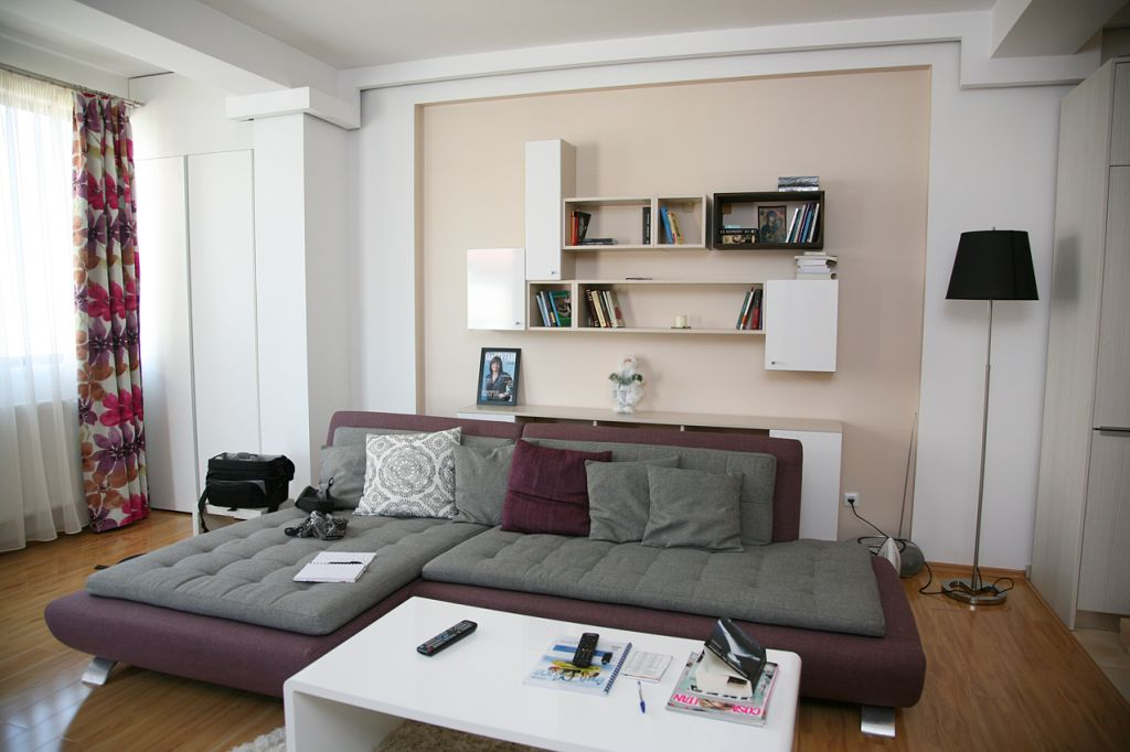 adelaparvu.com despre apartament decorat de Valdecor