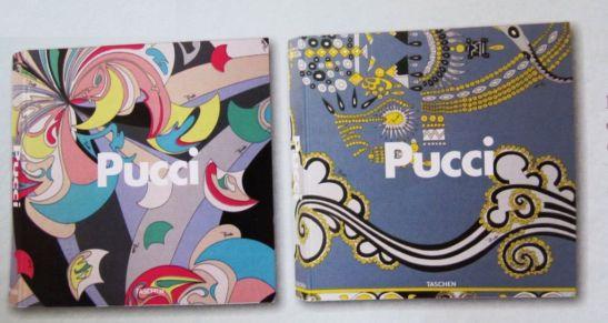Albumele Pucci publicate la Tachen