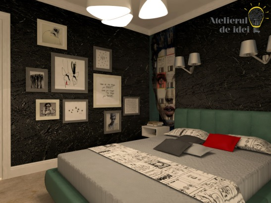 dormitor adolescent 2