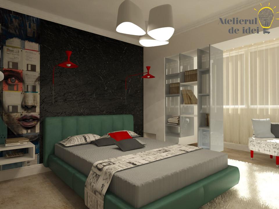 dormitor adolescent
