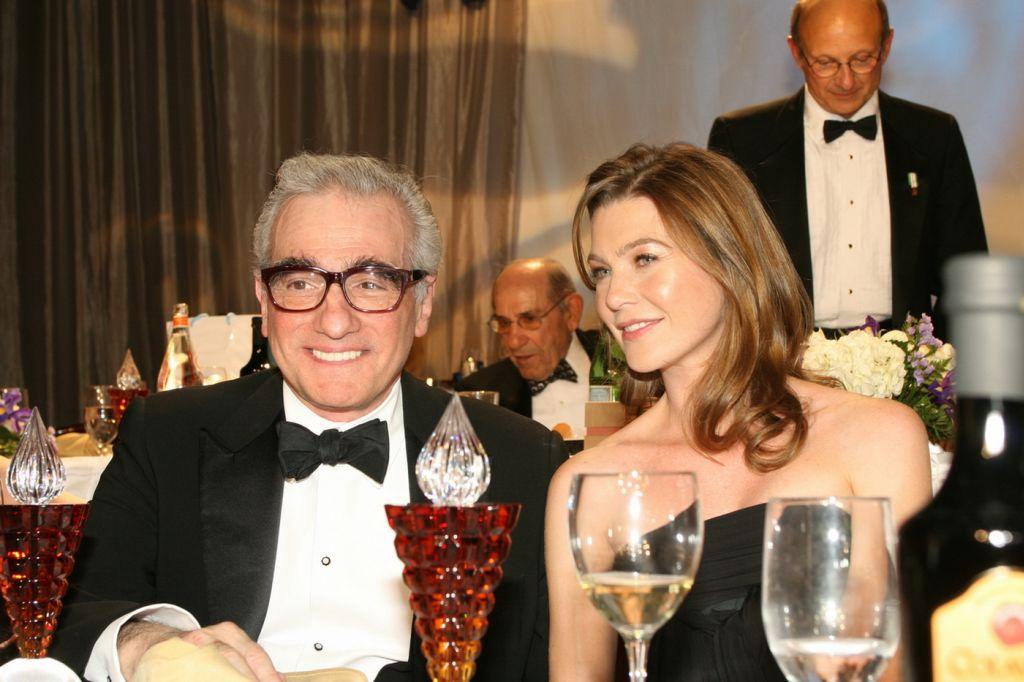 Trofeele din cristal manufacturate de Mario Cioni au fost decernate unor personalitati marcante printre care si regizorul Martin Scorsese